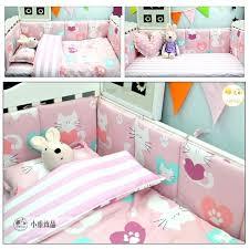 fox baby bedding set cotton baby bedding set crib sheet quilt cover pillowcase bear cat fox fox baby bedding