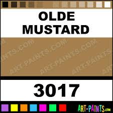 Olde Mustard Milk Paint Casein Milk Paints 3017 Olde