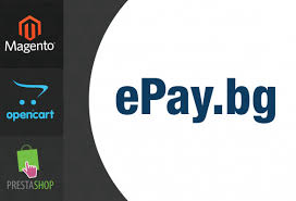 payment gateway via epay bg