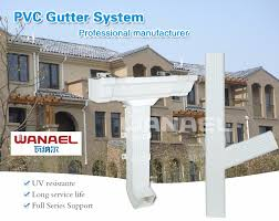 Best Building Materials China Products Roof Gutter Philippines,Resin  Concrete Gutter Drain PVC Rainwater Gutter