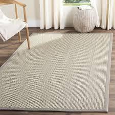 for safavieh casual natural fiber handmade grey sisal rug x get