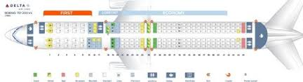 Aer Lingus Seating Chart 757 Seat Map Boeing 757 200 Delta Airlines Best Seats In Plane