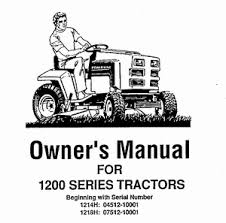 power king manuals owners manual for tractors 1214h serial number 04512 10001 and later 1218h serial number 07512 10001 and later parts and service information included