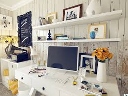 vintage shabby chic inspired office. Simple Inspired Home Office Designs Shabby Chic Creative And Throughout Vintage Inspired C