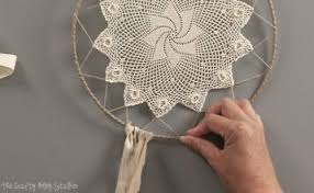 Make Your Own Dream Catchers Simple DIY Dream Catcher Decor The Crafty Blog Stalker