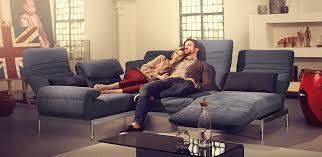 comfortable rolf benz sofa. Corner Sofa / Modular Contemporary Leather Comfortable Rolf Benz
