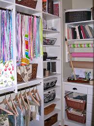 Diy Closet Room. Furniture. White Wooden Closet With Stainless Cloth Hooj  And Brown Storages