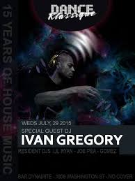 RA: Dance Klassique with Ivan Gregory at Bar Dynamite, San Diego (2015)