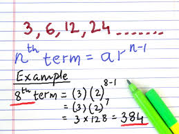 Geometric Sequence Example How To Find Any Term Of A Geometric Sequence 24 Steps 8