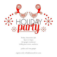 Holiday Invitation Templates Free Party Invite Template Download