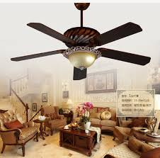 antique ceiling fans. 52inch Ceiling Lights Fan European Antique Fans American Light With Remote N