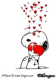 happy valentine s day snoopy. Delighful Day In Happy Valentine S Day Snoopy I