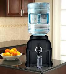 primo countertop bottled water dispenser