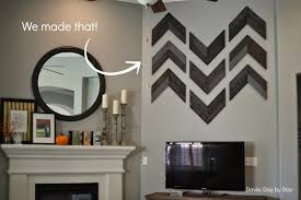 one of our latest projects was creating some wooden arrows to decorate above our tv i totally fell on the diy pallet band wagon free yes distressed