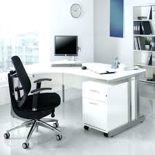 white office desk with drawers. White Office Desk With Drawers Furniture Ideas Using Maple Corner Home Drawer .