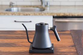 Image Tea Drinker Fellow Stagg Ekg Electric Pourover Kettle New York Magazine The 29 Best Gifts For Tea Lovers 2018