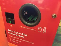 Reverse Vending Machine Australia Fascinating Designated Container Refund Point In Queensland ABC News