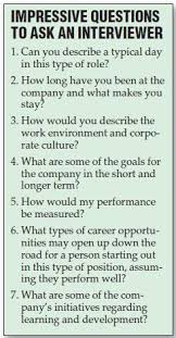 Best Questions To Ask After An Interview Questions To Ask An Interviewer Job Interview Tips Job