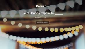Event Planning Proposal This Free Event Planning Proposal Template Won 16m Of