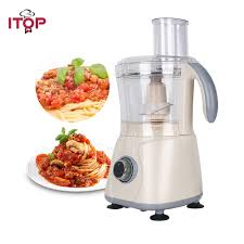 itop new arrival food mixer commercial blender vegetable fruit mixing processors eu us uk plug