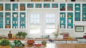 Kitchen Cabinet Paint Ideas  Seaside Design  Coastal Living Coastal Living Kitchen Ideas