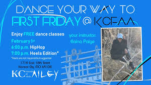 first friday free hip hop cles heels optional