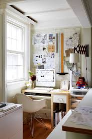 Home office small space Bookshelf Pegboards Are Perfect Organizers For Small Home Offices Digsdigs 57 Cool Small Home Office Ideas Digsdigs