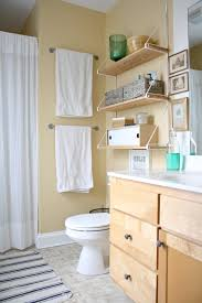 Design Sponge Bathrooms Diy Frosted Glass And Our Upstairs Bathroom Ricedesigns