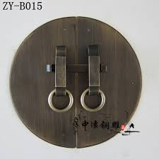 circular furniture. 160mm patterns copper circular piece with chinese furniture brass hardware latch cabinet face plate door pull a