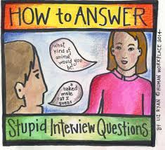 best things to say in an interview how to answer stupid job interview questions pakistan muslim
