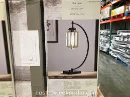 Costco Vanity Light Uttermost Metal Table Lamp Costco Weekender