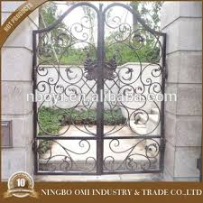Decorative Metal Gates Design Mesmerizing Sell Good Price Decorative Metal Gate Fence Panelsused Wrought Iron