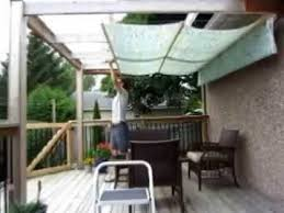 diy patio shade canopy
