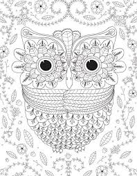 Small Picture Best 25 Owl Coloring Pages Ideas Only On Pinterest Owl Coloring