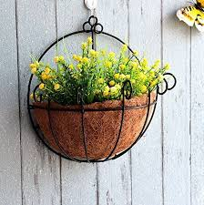 candyqueen 1pcs hanging wall planter