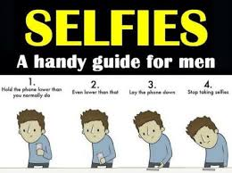 FunniestMemes.com - Funniest Memes - [Selfies A Handy Guide For Men] via Relatably.com