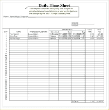 Monthly Timesheet Calculator. Excel Timesheets - Romeolandinez ...