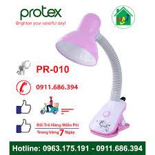 Đèn Học Chân Kẹp Bàn Protex PR-010 - Đèn bàn Nhãn hàng protex