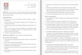 Engineer Resume Template Tooling engineer resume sample RESUMEDOC 74