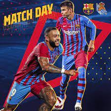 مشاهدة مباراة برشلونة وريال سوسيداد بث مباشر اليوم لايف 15-08-2021 الدوري  الاسباني