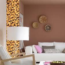 d 3 piece wood pile wall stripes