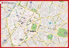 Plan De Bruxelles