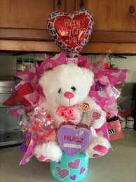 Valentines Day Gifts Best Valentines Day Gift Basket Made For My Granddaughter Things I