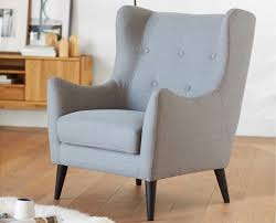 traditional wingback chairs. Dania - A Modern Take On Traditional Wingback Chair, The Kamma Chair Features Chairs