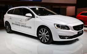new car launches for 2014Volvo V60 Wagon Confirmed for 2014 US Market Launch  2013 New York