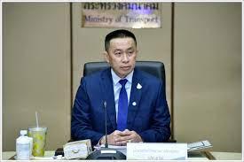 นายศักดิ์สยาม ชิดชอบ รัฐมนตรีว่าการกระทรวงคมนาคม  ประชุมคณะกรรมการการบินพลเรือน ครั้งที่ 2/2563