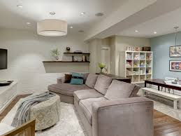 easy eye basement lighting. Awesome Basement Remodeling Ideas For Your Home Interior Ideas: With Grey Easy Eye Lighting