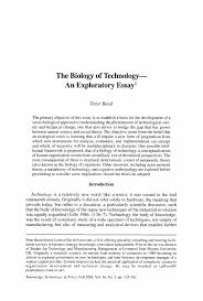 technology essay sample sample essay technology essays on  sample exploratory essay example of an exploratory essay exploratory essays exploratory essay and research log exploratory