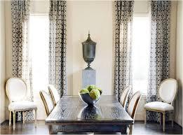 dining room curtains ideas