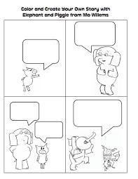 Elephant And Piggypdf Google Drive Author Study Kindergarten